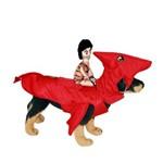 Fantasia Pterodactilo para Cachorro Tam P