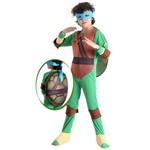 Fantasia Tartarugas Ninja - Leonardo - Sulamericana