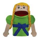 Fantoche de Mão Rapunzel Histórias