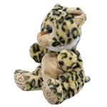 Fantoche Leopardo 24cm - Pelúcia