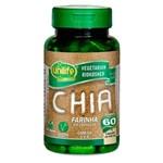 Farinha de Semente de Chia com 120 Cápsulas (440mg) - Unilife