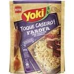 Farofa Pronta com Pedaços de Cebola Yoki 200g