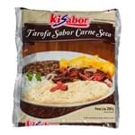 Farofa Pronta Sabor Carne Seca Kisabor 250g