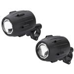 Farol de Milha Auxiliar Givi S310 Trekker LIGHTS Redondo ( não é de LED ) ( o PAR )