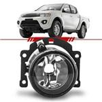 Par Farol de Milha Auxiliar Mitsubishi L200 Triton Pajero Dakar 2014 2015
