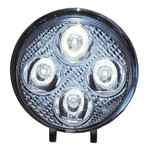 Farol de Milha F005 de LED 12V 8W