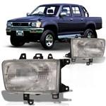 Farol Toyota Hilux SW4 Diesel 1992 1993 1994 1995 SRV 2002 2003 2004