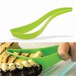 Fatiador de Bolo 61039 Verde Basic Kitchen