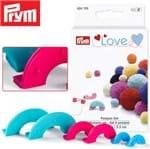 Fazedor de Pompom Prym Love - 3,3, 5 e 9cm