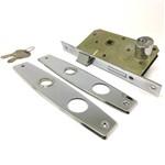 Fechadura Inox para Porta Externa 40mm UEME