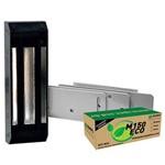 Fechadura Magnética M150 Eco Ipec Cinza