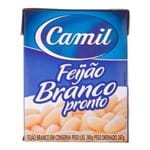 Feijão Branco Pronto Camil 380g