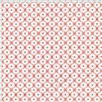 Feltro Mewi Coleção Natal - Airoso Arabesco Vermelho (0,50X1,40)