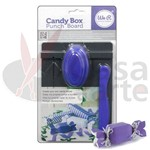 Ferramenta de Corte e Vinco Candy Box Punch Board Caixas de Doces – We R Memory Keepers 71336-4