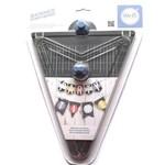 Ferramenta de Corte e Vinco Wer Memory Keepers – Banner Punch Board Bandeiras 662565