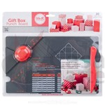 Ferramenta para Corte e Vinco Caixas de Presente - We R Memory Keepers - Gift Box Punch Board 71334-0