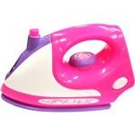 Ferro de Passar Infantil Calesita - Branco/rosa