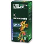 Fertilizante de Potássio JBL Proscape K Macroelements 250ml