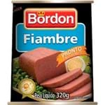 Fiambre Bovino Bordon 320g