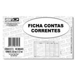 Ficha C/c 5 X 8 - Cento S.d