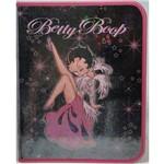 Fichário Cartonado Betty Boop Holográfico Grafon'S