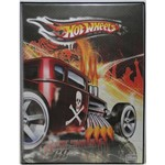 Fichario Completo Hot Wheels Tilibra