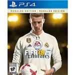 FIFA 18: EDIÇÃO Ronaldo - PS4