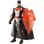 Figura 15 Cm - Dc Heroes - Batman Vs Superman - Batman com Escudo de Calor - Mattel