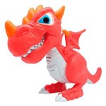 Figura 28 Cm - Junior Megassauro - Dragão Sonoro - Fun