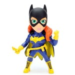 Figura Colecionável 10 Cm - Metals - Dc Comics - Dc Hero Girls - Serie 2 - Batgirl - Dtc