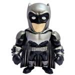 Figura Colecionável 10 Cm - Metals - Dc Comics - Justice League - Batman - Dtc