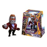 Figura Guardians Of The Galaxy - Metals Die Cast - Star Lord 4 Pol. - Dtc