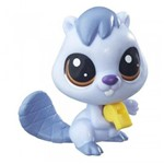 Figura Littlest Pet Shop - Bluesy Beaverto - Hasbro