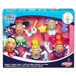 Figura Mashup Playskool - Mr. Potato Head - Fadas - Hasbro