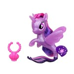 Figura My Little Pony Movie - 15 Cm - Pônei-sereia - Twilight Sparkle - Hasbro