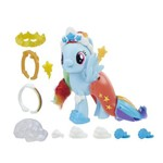 Figura My Little Pony Terra e Mar - Rainbow Dash