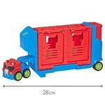 Figura Rescue Bots Lançador Optimus Prime - Hasbro