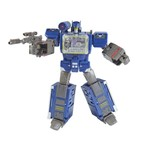 Figura Transformável - Transformers - Soundwave - Doombox - Hasbro