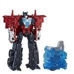 Figura Transformers Bumblebee - Energon Igniters - Optimus Prime - Hasbro