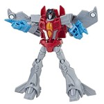 Figura Transformers - Cyberverse Warrior - Starscream - Hasbro