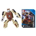 Figura Transformers Generation - Power Of Prime Legends - Autobot Outback - Hasbro