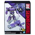 Figura Transformers Generations Cyber - Shockwave