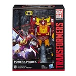 Figura Transformers Power Prime Leader Class Rodimus Prime E0902 - Hasbro