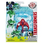 Figura Transformers - Weaponizers - Minicon Sawtooth - Hasbro