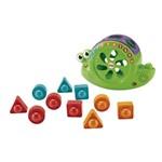 Figuras de Encaixe - Caracol Animado - Fisher-price