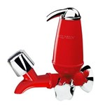 Filtro Acqua E05 Bica Fixa Vermelha Acquabios