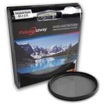 Filtro Densidade Neutra Gradual GND4 - Fotobestway 58mm