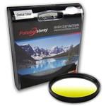 Filtro para Câmera Gradual Amarelo - Fotobestway 58mm