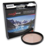 Filtro para Câmera Warming 812 - Fotobestway 52mm