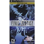 Final Fantasy I Favorites - Psp